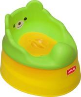LuvLap Baby Potty Training seat - Yellow & Green Potty Seat(Yellow, Green)
