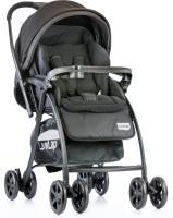 LuvLap Grand baby Stroller - Black(3, Black)