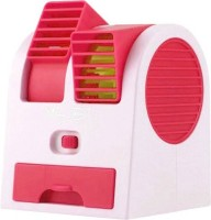 View Gpower Mini Cooler gp224 C134 USB Fan (red) G230 USB Charger(Red) Laptop Accessories Price Online(Gpower)