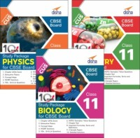 Combo 10 in One Study Package for CBSE Physics, Chemistry & Biology Class 11 with 9 Sample Papers(English, Paperback, Disha Experts)
