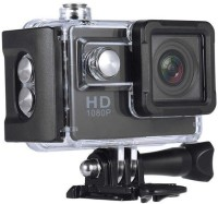 Digiboom Pro Action Camera for Biking, Sports and Adventure Activities Sports & Action Camera(Black)