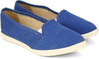Carlton London CLL-3467 Casual Shoe(Blue)