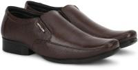 Provogue Genuine Leather SLIP-ON For Men(Brown)