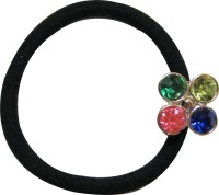 StarnShineCollection Four Color Rubber Band(Multicolor) - Price 150 85 % Off