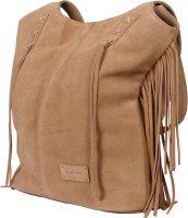 l'ange ladies handbag Shoulder Bag(Beige, 20 L)