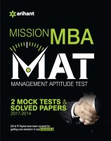 Mission MBA MAT Mock Tests & Solved papers(English, Paperback, BS Sijwalii, Tarun Goyal)