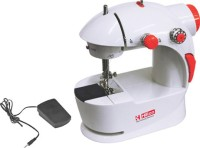 View Hilton Mini Sewing Machine Electric Sewing Machine( Built-in Stitches 25) Home Appliances Price Online(Hilton)