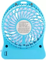 View Kumar Retail Portable Mini USB FAN B_21 Rechargeable Fan_01 USB Fan(Blue) Laptop Accessories Price Online(Kumar Retail)
