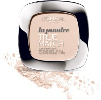 L'Oreal Paris True Match Powder Compact  - 9 g(Rose Vanilla R2/C2)
