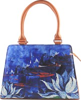 The Ringmaster Shoulder Bag(Blue)