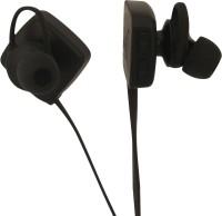 Kara M3 Headset with Mic(Black, In the Ear)