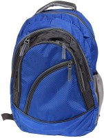 View Premium 14 inch Laptop Backpack(Blue) Laptop Accessories Price Online(Premium)