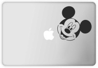 View Rawpockets Mickey Vinyl Laptop Decal 15.1 Laptop Accessories Price Online(Rawpockets)