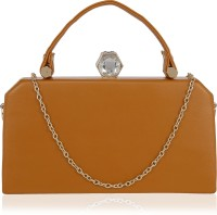Kleio Women Tan PU Sling Bag