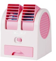 View Mezire Mini Cooler (PINK) P4 USB Fan(Pink) Laptop Accessories Price Online(Mezire)
