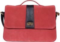 l'ange LADIES HANDBAGS Sling Bag(Red, 10 L)