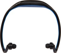 ZYDECO BT9 Headset with Mic(Blue, Black, In the Ear)