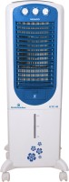 View kelvinator MIRADO KTC 40 Tower Air Cooler(White, Blue, 40 Litres)  Price Online