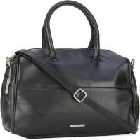 United Colors of Benetton Messenger Bag(Black)