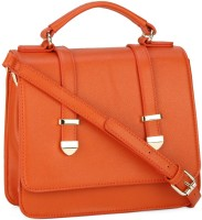 United Colors of Benetton Messenger Bag(Orange)