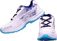 The Scarpa Shoes Running Shoes(White, Blue)