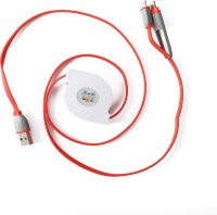 Vinmar DC03 Sync & Charge Cable(Red)