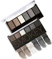 Focallure 6 Colors Eyeshadow Palette 8 g(Multicolor)