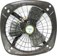View Happy Home Fresh Air 3 Blade Exhaust Fan(Metallic Grey) Home Appliances Price Online(Happy Home)