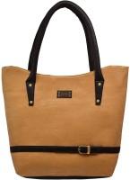 Tap Fashion Shoulder Bag(Brown)