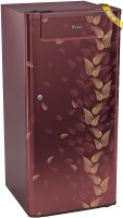 Whirlpool 190 L Direct Cool Single Door Refrigerator(Wine Fiesta, 205 GENIUS CLS 3S)