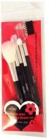 Abella Natural Hair Fashion Mini Make Up Brush Set(Pack of 5) - Price 28205 37 % Off