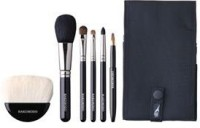 Hakuhodo Makeup Brushes Sets - Basic Selection Brush Set A(Pack of 6)