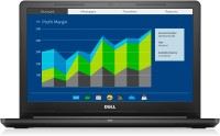 Dell Vostro 3000 Core i5 7th Gen - (8 GB/1 TB HDD/Ubuntu/2 GB Graphics) 3568 Laptop(15.6 inch, Black) Flipkart deals