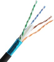 Comprehensive Cables CAT6SHBLK-1000 Patch Cable(Black)