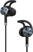 Tao Tronics EP01 Headset with Mic(Black, In the Ear)