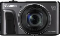 Canon Powershot SX720 HS(20.3 MP, 40x Optical Zoom, 80x Digital Zoom, Black)