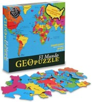 Funskool world map puzzles educational game105 pieces lowest geotoys geopuzzle world spanish edition educational geography game68 pieces gumiabroncs Images