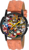 Gravity BLK685 Glorious Analog Watch For Unisex