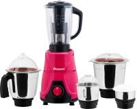 Anjalimix Mojo 600 W Juicer Mixer Grinder(Magenta, 5 Jars)