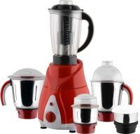 Anjalimix Spectra 1000 W Juicer Mixer Grinder(Red, 5 Jars)