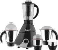 Anjalimix Insta 1000 W Juicer Mixer Grinder(Black, 5 Jars)