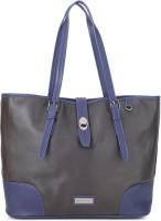 United Colors of Benetton Messenger Bag(Blue, Brown)