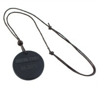 VibeX ™ Powerful Scalar Health Care Pain Relief Lava Necklace Stone Pendant