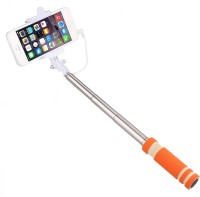 Voltaa #SELFY Cable Selfie Stick(Orange)