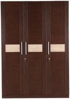 View HomeTown Magnum Engineered Wood 3 Door Wardrobe(Finish Color - Vermount) Furniture (HomeTown)