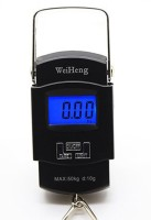HomeSpecial Cheap luggage scale 10kg Weighing Scale(Black)