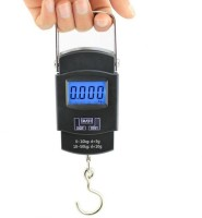 HomeSpecial Cheap luggage scale Extent 40kg Weighing Scale(Black)