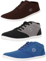 Globalite Crux and Stumble Casuals For Men(Multicolor)