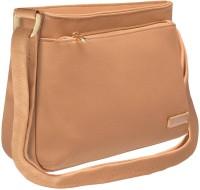 Tap Fashion Women Khaki PU Shoulder Bag