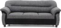 View Comfy Sofa classy Fabric Sectional Grey Sofa Set(Configuration - straight) Furniture (COMFY SOFA)
